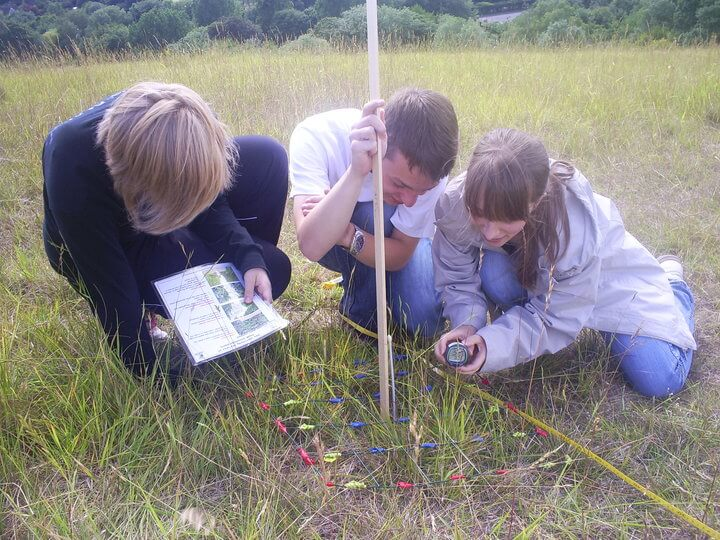 Human disconnection with nature could be partially helped with biology fieldtrips for students.