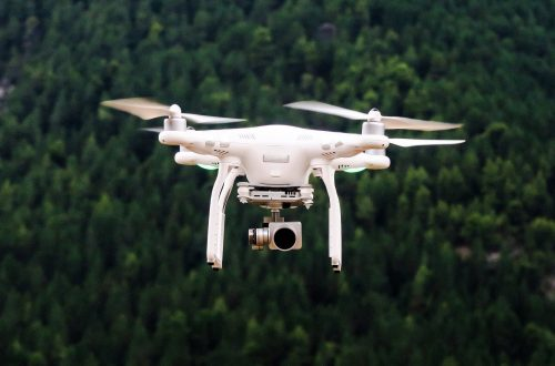 drones for wildlife conservation